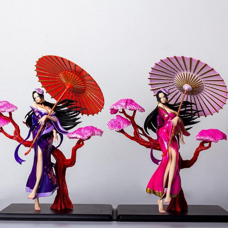 Ein Stück GK Kabuki Boa Hancock Anime Figur Sexy Girl PVC Action Figur Spielzeug Sammlung Modell Puppe Geschenk