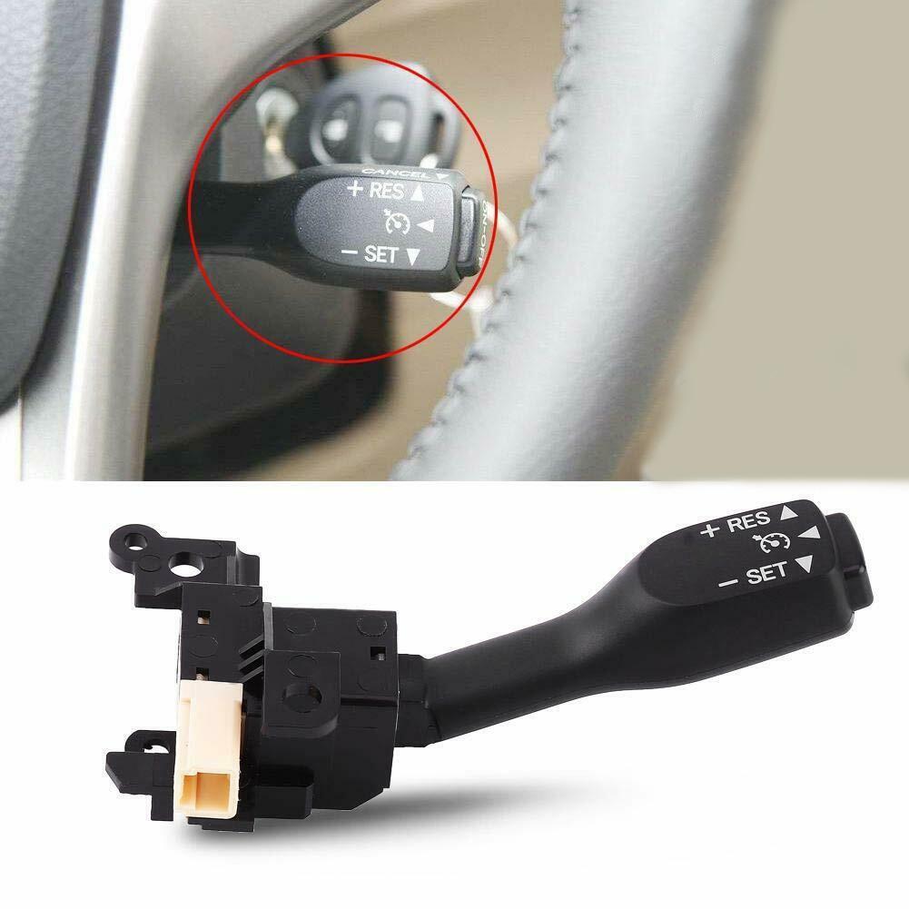 84632-34017 interruptor de Control de crucero duradero, reemplazo de coche, accesorio profesional negro, ajuste directo del vehículo electrónico para Corolla