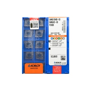 CNMG120408-GS PC9030 100% KORLOY Original carbide insert with the best quality 10pcs/lot free shipping