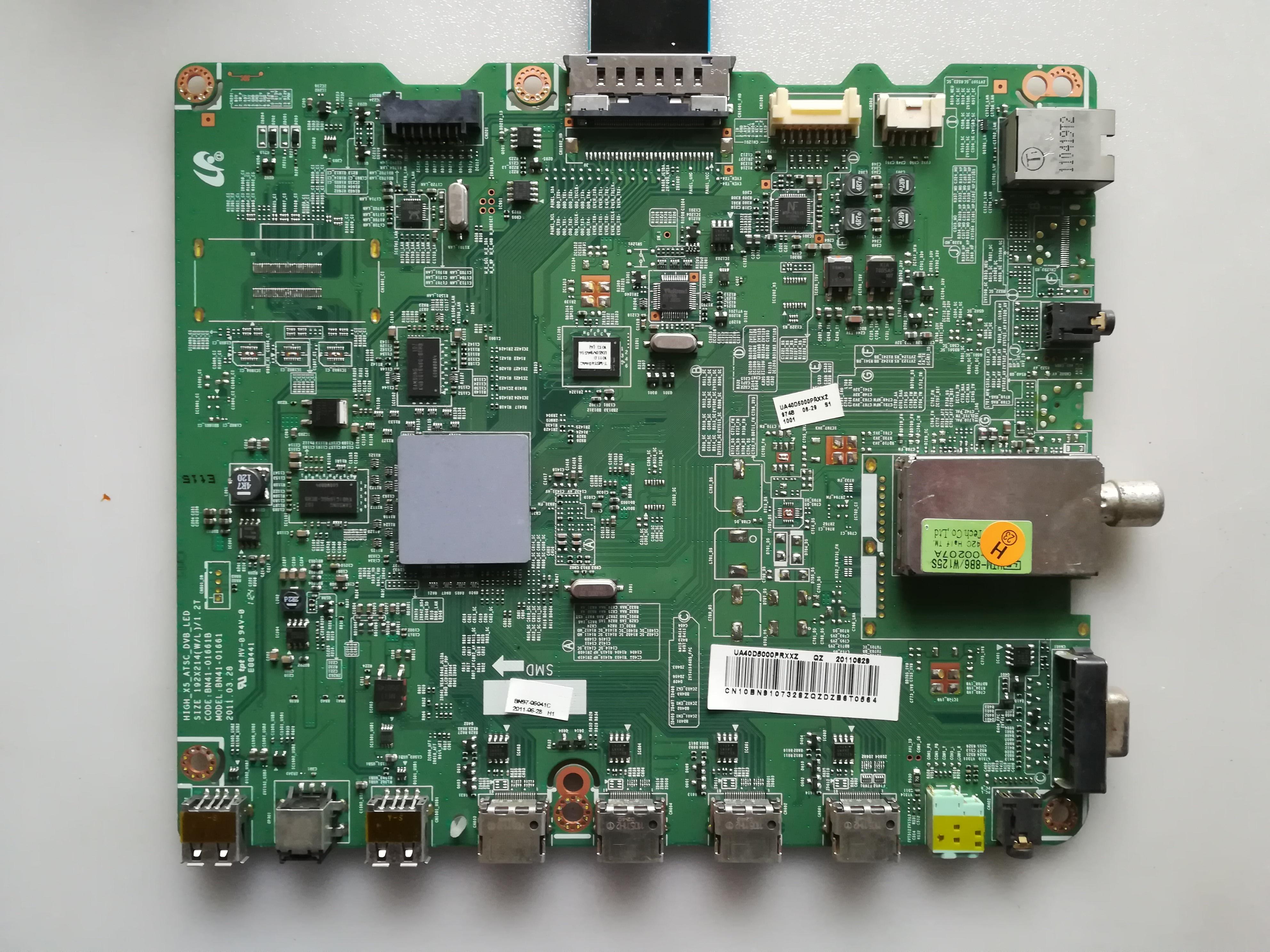الأصلي الدوائر المنطقي مجلس UA40D5500 اللوحة BN41-01660B مع LD400BGB-A2