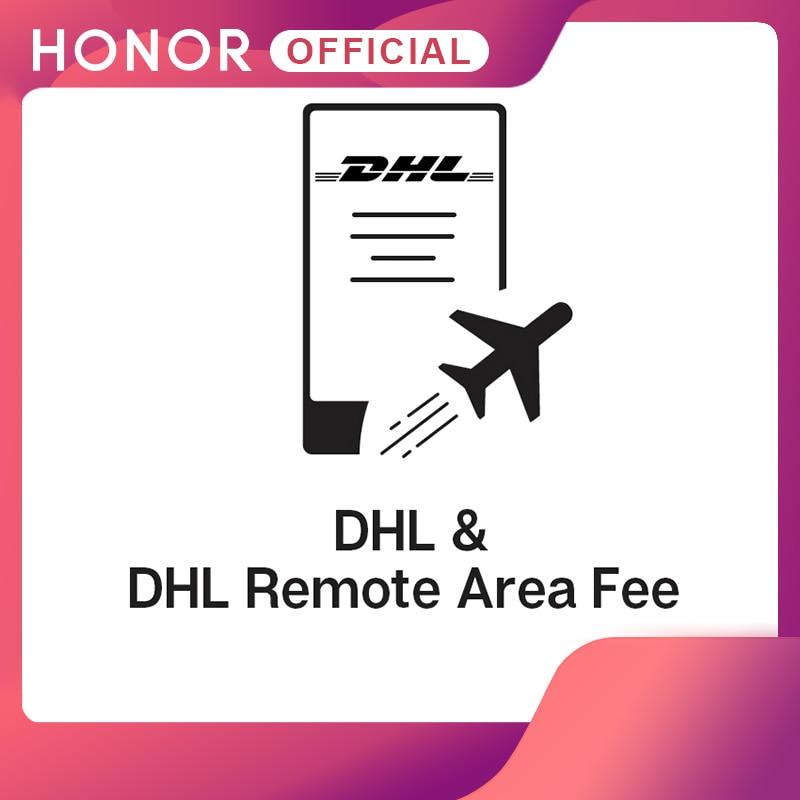 حول شحن DHL و DHL رسوم تسليم المنطقة النائية