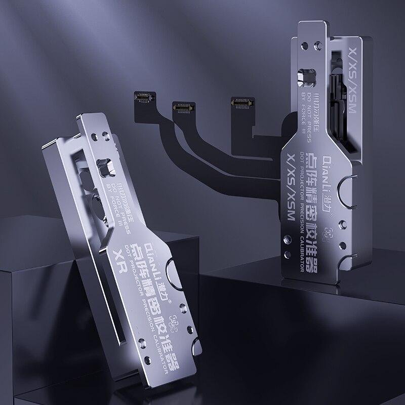 Potential dot matrix precision calibrator dot matrix cable alignment device for iphone x/xs/xsm/xr enlarge
