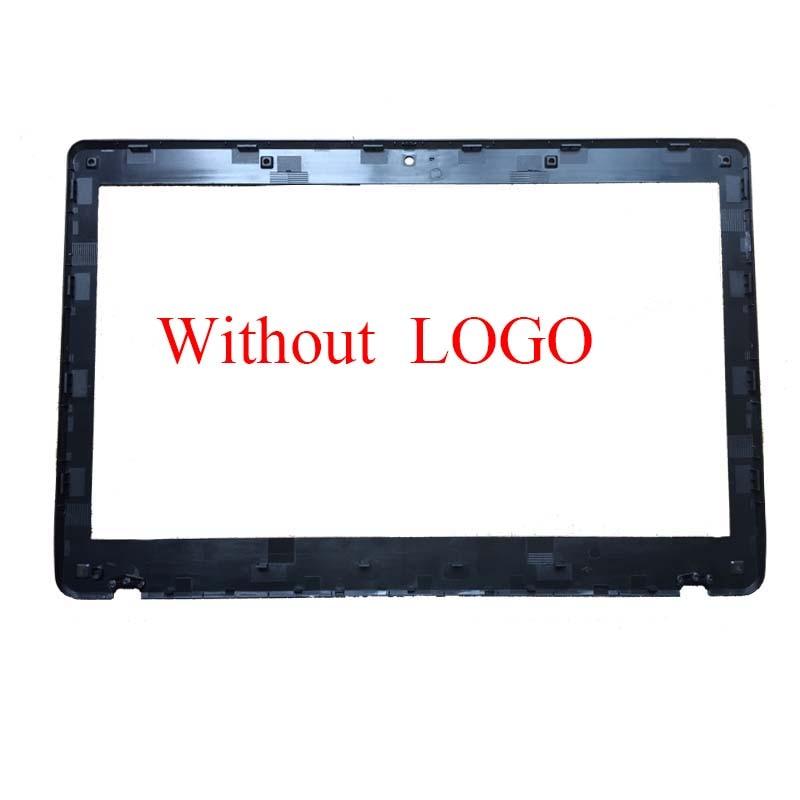 Portátil LCD front bezel para Asus K52 A52 X52 K52f K52J K52JK A52JR X52JV A52J 13GNXZ1AM044-1 B Sin logo Shell