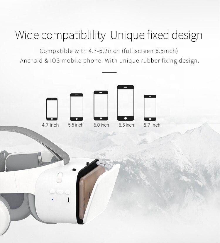 Z6 Upgrade 3D Glasses VR Headset Smartphones VR BOBO Z6 enlarge