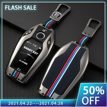 Car Key Case Cover Key Bag For Bmw 1 3 5 7 Series X1 X3 X5 X6 X7 F30 G20 F34 f31 G30 G01 F15 G05 I3