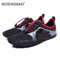 men swimming shoes male sneakers beach tennis barefoot aqua shoes outdoor quick dry hiking wading sport trainers diving footwear