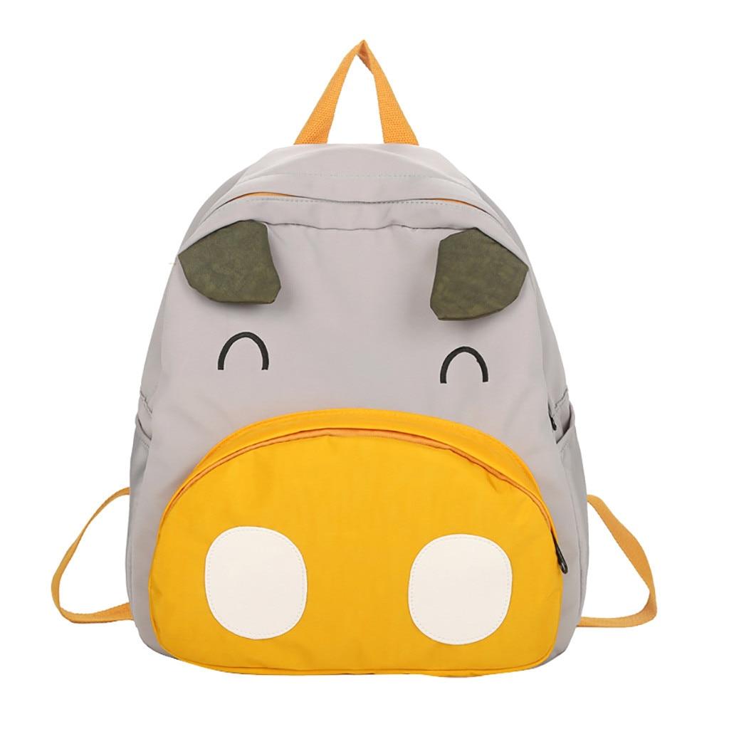 Aelicy 2019 venda quente mochila feminina bonito porco mochila adolescente estudante meninas lazer feminino anti-roubo packpack escola saco 1012