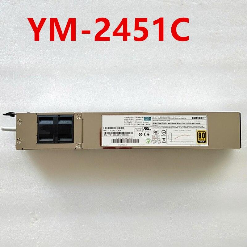 جديد الأصلي PSU ل FSP 80 زائد الذهب 3Y 450 واط تحويل التيار الكهربائي YM-2451C