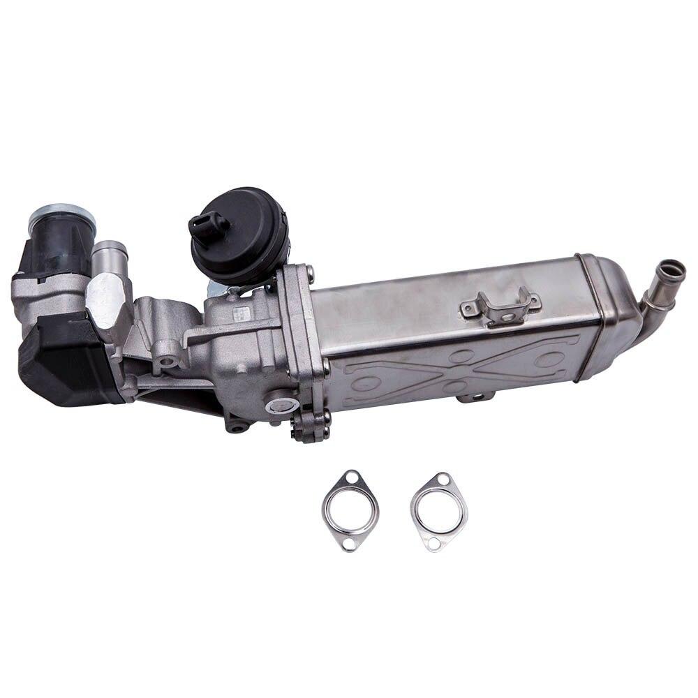Enfriador de válvula EGR de VW asiento Skoda para Audi A3 Q3 8U TT 8J3 Roadster 8J9 1,6 2,0 TDI 2003-2014 03L131512CF AP BB BL BJ