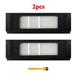 Substituição do filtro hepa para ecovacs deebot ozmo n5 n8 dj65 dx55 dx93 robô aspirador de pó peças acessórios