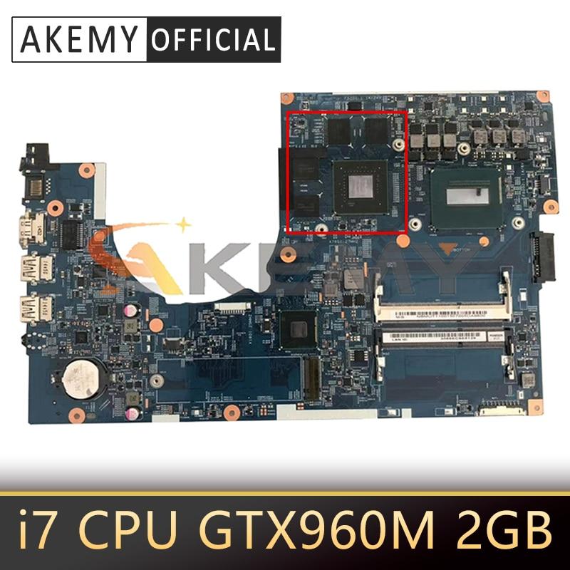 14204-1M placa base para Acer Aspire VN7-791 VN7-791G placa base de computadora...
