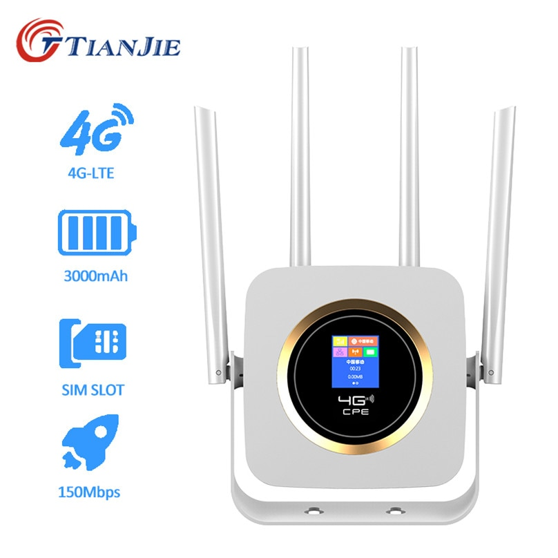 4g wifi roteador sim cartao desbloquear 300mbps sem fio wi fi lte fdd tdd roteador