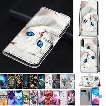 Coque de téléphone pour Huawei Honor 30 s étui en cuir portefeuille support livre couverture mignonne pour Huawei Honor 30 s 30 s Honor30s housse de protection pare-chocs