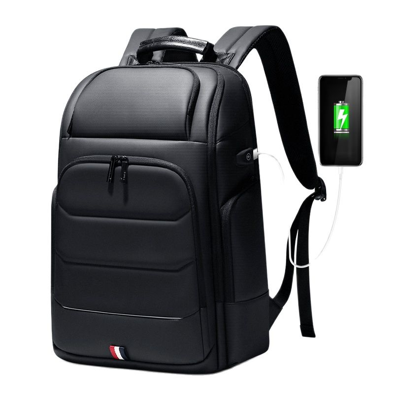 kingsons 15 inch laptop backpacks usb charging anti theft backpack men travel backpack waterproof school bag male mochila Waterproof Backpacks USB Charging School Bag Anti-theft Men Backpack Fit 15.6 Inch Laptop Travel Backpack High Capacity