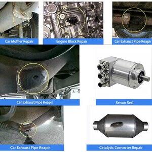 Image 5 - Выхлопная паста для ремонта автомобильных труб, клей герметик, высокотемпературный клей для труб, утечка, подсоединение воздуха, клей наполнитель, автомобильный герметик