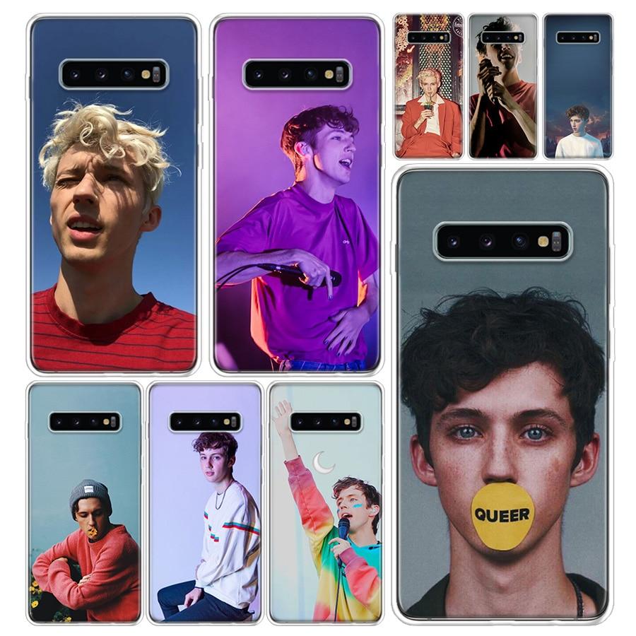 Troye Sivan Mellet Case Capa Do Telefone Para Samsung Galaxy A51 A71 A50 A70 A10 A20E A30 A40 A90 M30S A01 A6 A7 A8 A9 Além de Coque