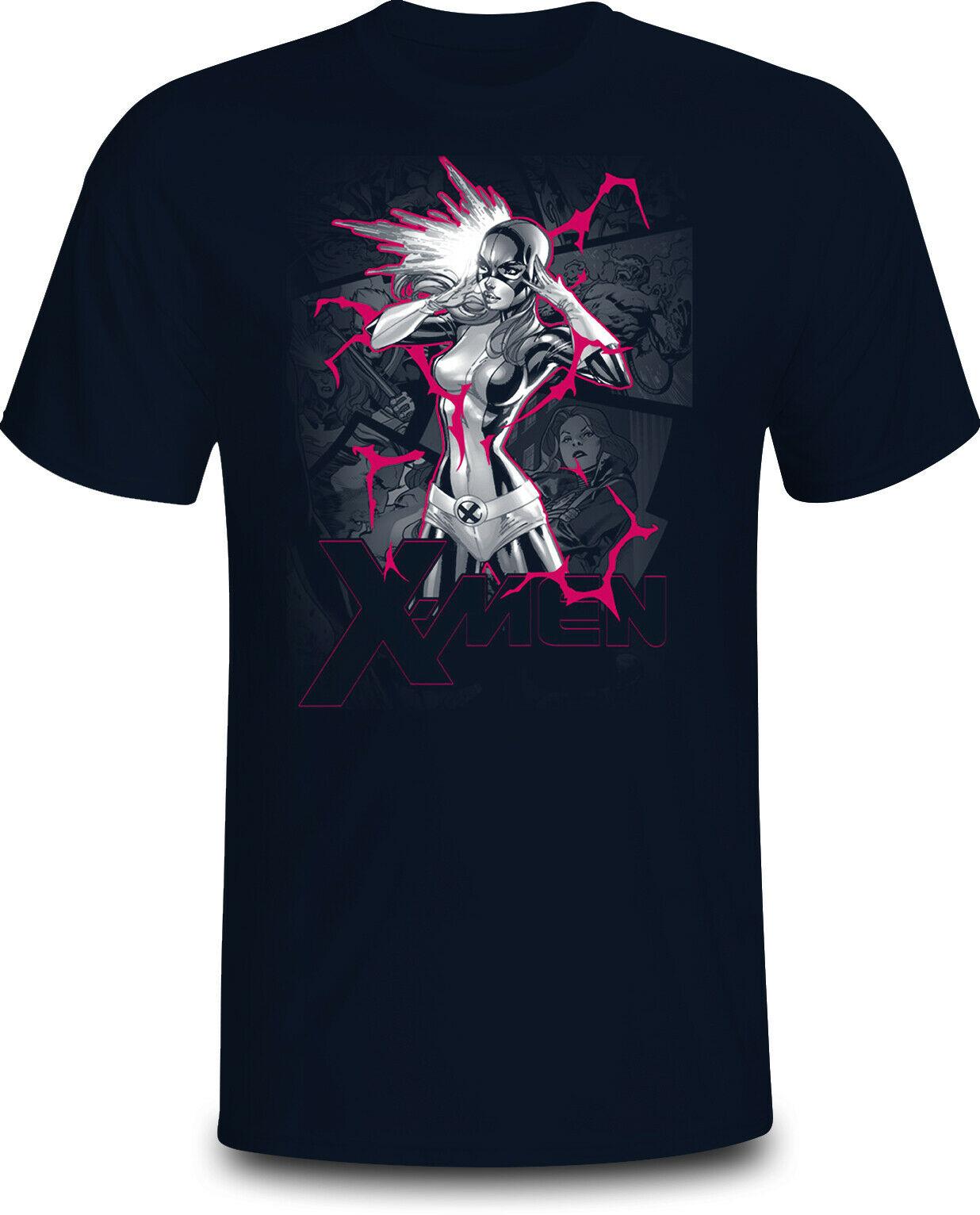 Camiseta nueva 2019 Jean gris Dark Phoenix Xmen negro Navy hombres-mujeres S-5XL.