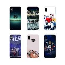 Sf9 kpop Korean group boy accesorios fundas de teléfono para Samsung A10 A30 A40 A50 A60 A70 Galaxy S2 Note 2 3 Oneplus 3T 5T 6T