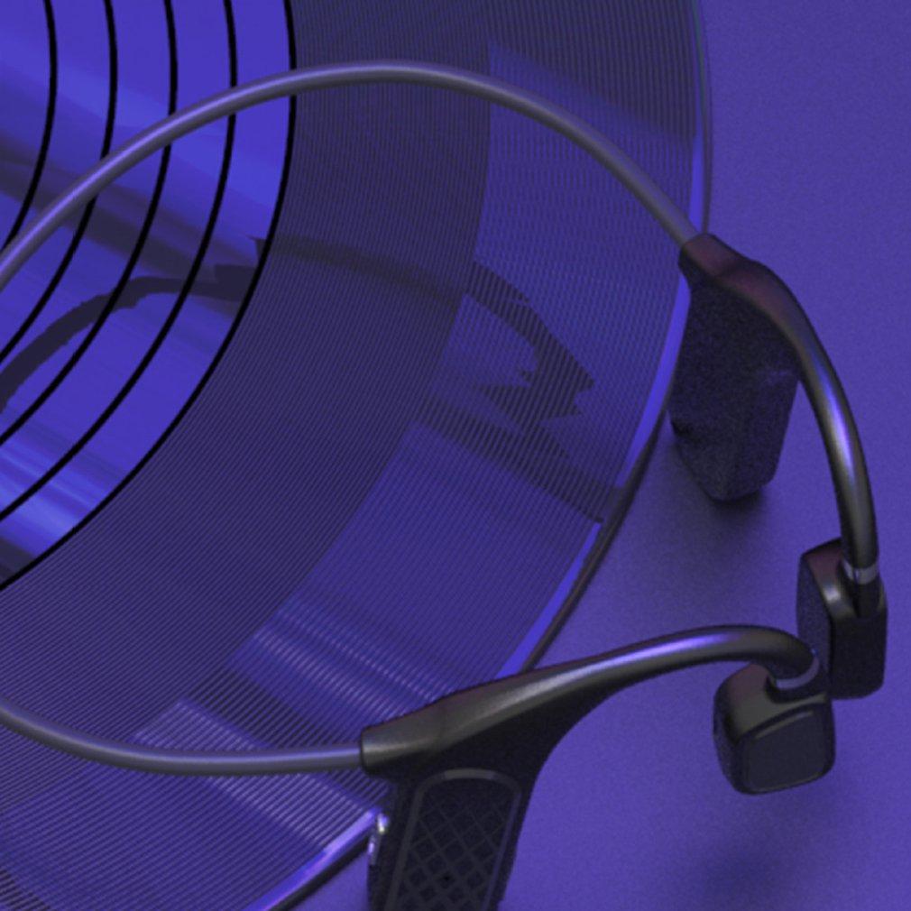 Wireless 5.0 Headset Neck Hanging Wireless bluetooth Earphone Sports Running Earphones MD04 Bone Conduction Headphone For IPhone enlarge