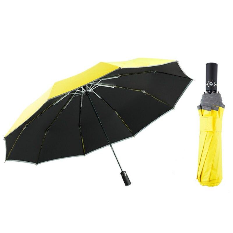 Negócio Criativo Guarda-chuva Automático Moda Reverter Folding Umbrella Corporation Academia Guarda Chuvas Itens Domésticos Yy50ys