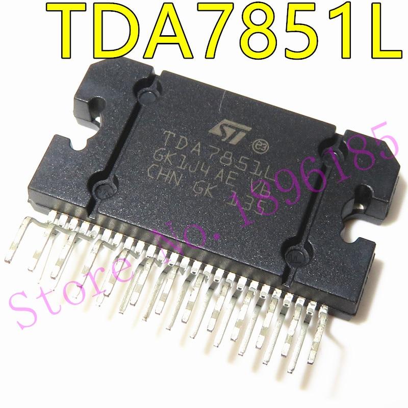TDA7851L chip amplificador 47W x 4 Generation ZIP se puede comprar directamente