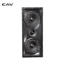 CAV MW-50 4Pcs In–Ceiling Speaker Audio Tweeters Home Theater 3D Stereo Sound Loundspeaker Amplifier  In-Wall/Boat/Car/Marine