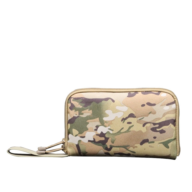 Outdoor Camping Travel Fitness Storage Bag Sundries Bag Tactical Clutch