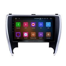 Seicane IPS Carplay Android 10,0 Auto GPS Navigation Radio 10,1 zoll für Toyota Camry 2015 (Amerika version) unterstützung Backup kamera