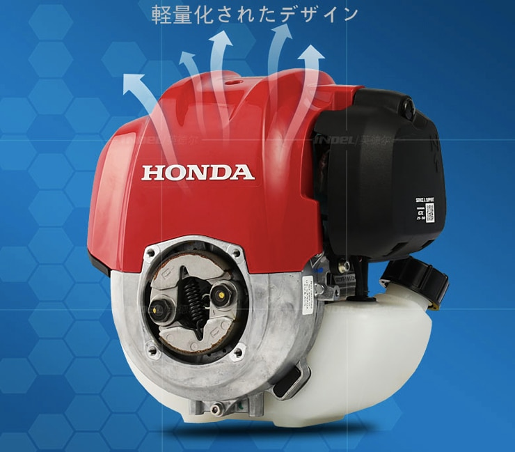 GX50 Mini 4 Stroke Engine engine for brush cutter GX50 engine 40cc CE enlarge