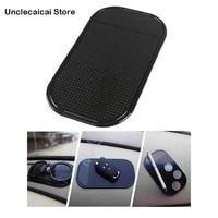 automobiles interior accessories for mobile phone mp3mp4 pad gps anti slip car sticky silicone pad anti slip mat