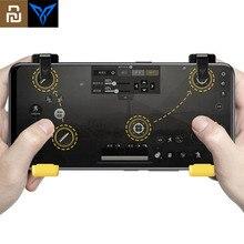 Orijinal Youpin Flydigi oyun denetleyicisi sol sağ Gamepad tetik Shooter Joystick PUBG mobil oyun iPhone Android için H30