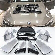 Автомобиль световой Динамик для BMW G30 G38 5 серии Высокое качество Ночное видение ВЧ твитер аудио Рог 64 цвета светодиодный светильник Динамик s
