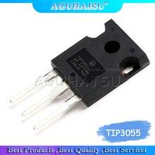 5 PCS/LOT TIP3055 3055 TO247 transistor nouveau original