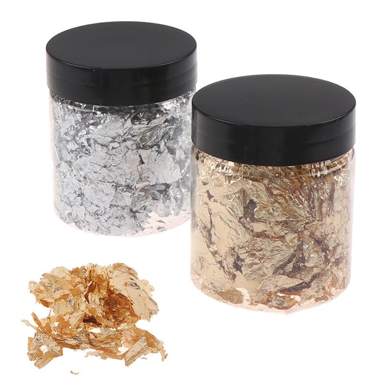 1 комплект ювелирных изделий имитация золота Фольга крафт-бумага для творчества листьев листов оптом Фольга бумага с защелкой в виде листа ...