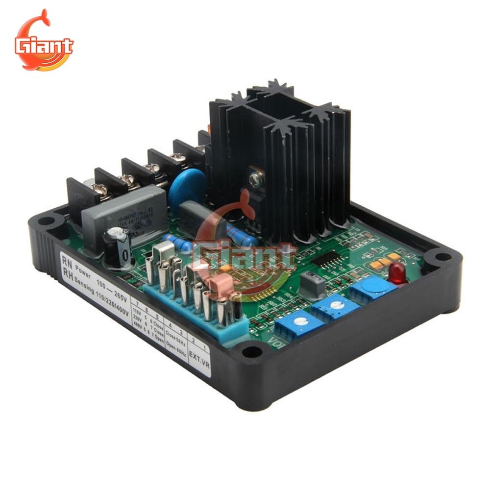 GAVR-8A Generator ogólny moduł regulatora napięcia automatyczny Generator GAVR 8A Avr dla generatora Diesel Alternator wykrywanie części