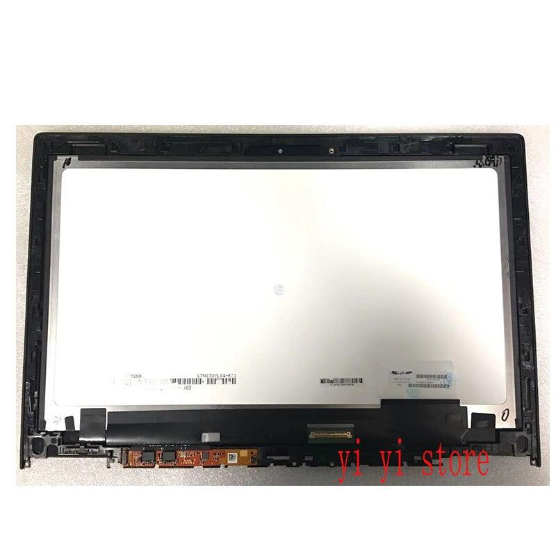 لينوفو يوغا 2 برو 13 LTN133YL01 90400232 شاشة LCD محول الأرقام الحافة الجمعية 3200*1800