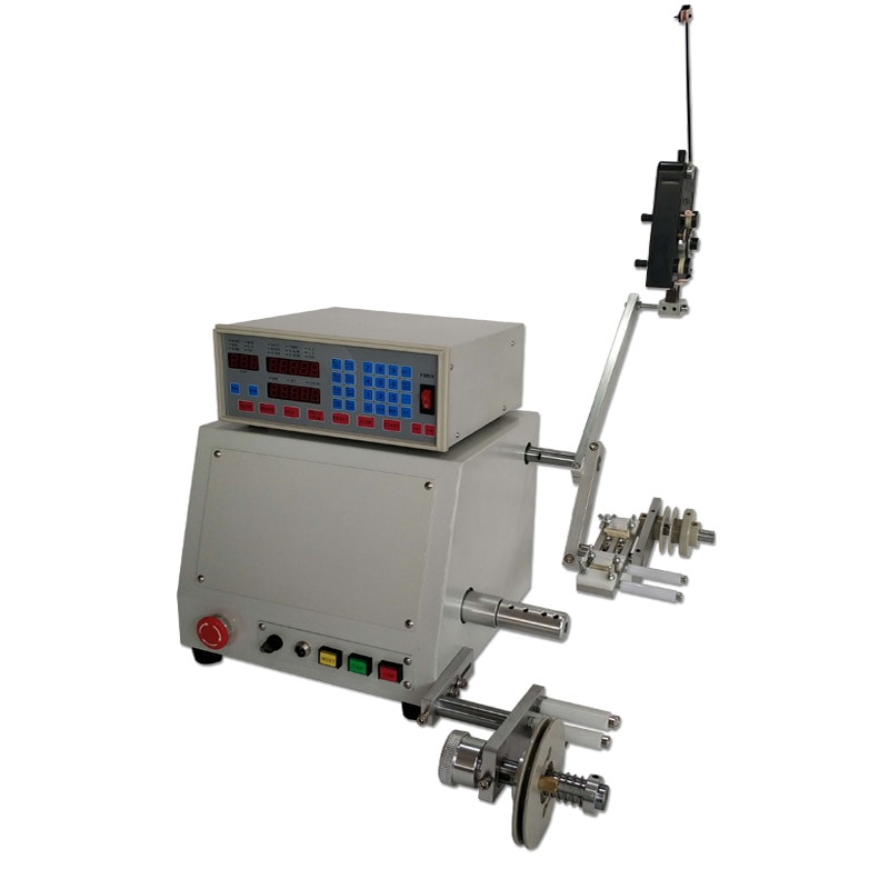 Mechanical damping Tensioner Tension Controller for Coil winder Winding Machine use different wire diameter 810 820
