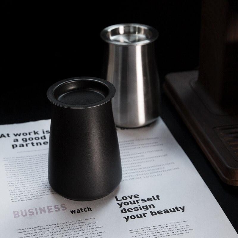 304 de acero inoxidable Filtro de café accesorios cocina reutilizable Barista herramientas...
