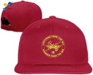 Yellowpods 5th Anglico Men's Relaxed Medium Profile Adjustable Baseball Cap