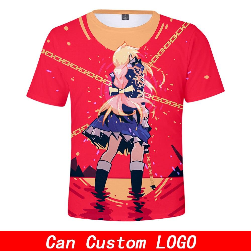 Camiseta con estampado 3D para mujer/hombre, de verano, de manga corta, camisetas casuales, camisetas, ropa de calle