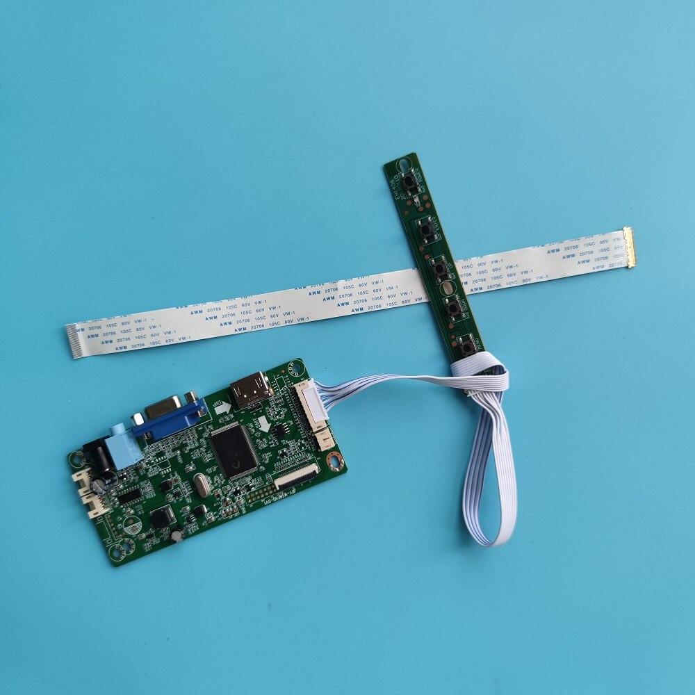 ل B125XTN02.0 30pin 1366 × 768 شاشة عرض عدة VGA سائق شاشة LED تحكم مجلس 12.5