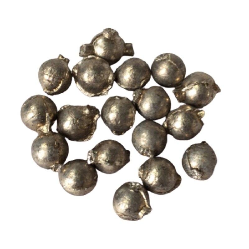 Bi 99.995% bismuto partículas bismuto bolas bismuto grânulos frete grátis