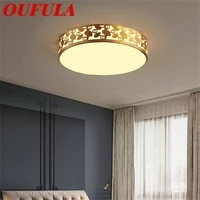 86light copper ceiling lights contemporary creative decorative for home living room dining room bedroom