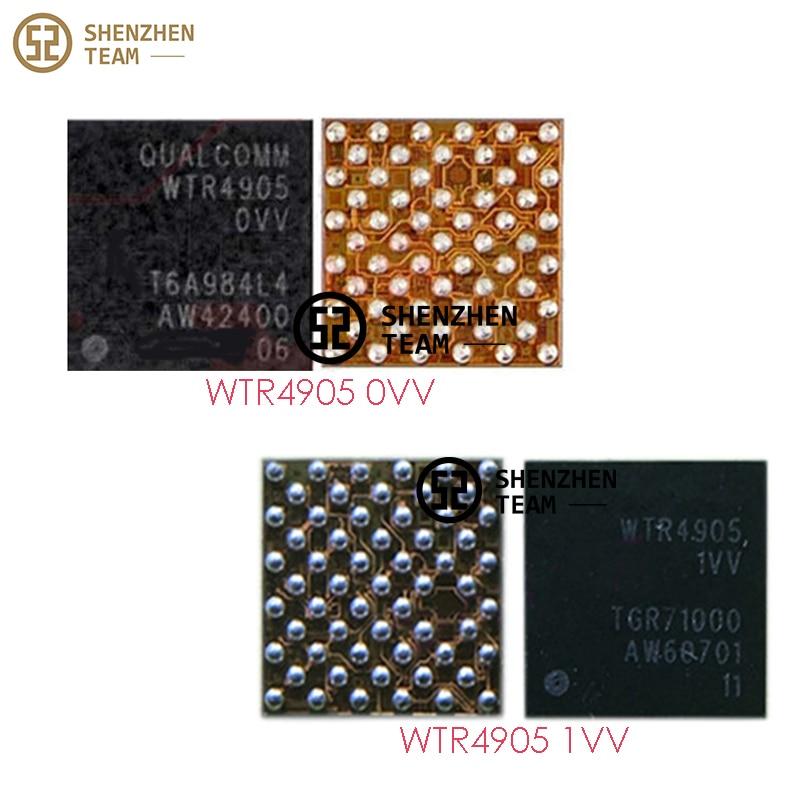 SZteam 10pcs/lot WTR2965 WTR4905 0VV WTR4905 1VV  Intermediate Frequency IC IF IC Chip WTR IC enlarge