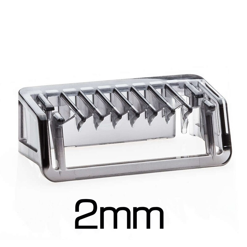 1 2 3 5 mm Guide Comb for  OneBlade Trimmer Clipper Grooming Barber Cutting Guide Comb Facial Shaving Home Use enlarge