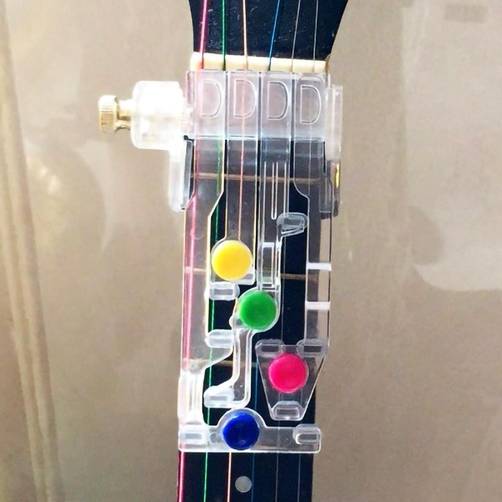 Guitar Accessories Classical Teaching Aid Guitar Learning System Teaching Aid Accessories for Guitar Learning enlarge