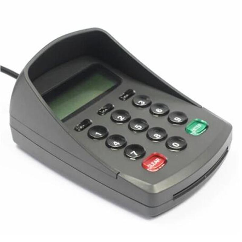 Цифровая клавиатура с 15 клавишами USB, цифровая клавиатура, контактная панель с ЖК-экраном, поддержка Plug and Play, pos-система