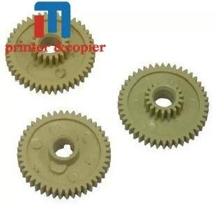10sets kit de limpeza engrenagem do fusor Para Konica Minolta 7155 7165 7272 Di650 Di7210 Bizhub 600 601 750 751