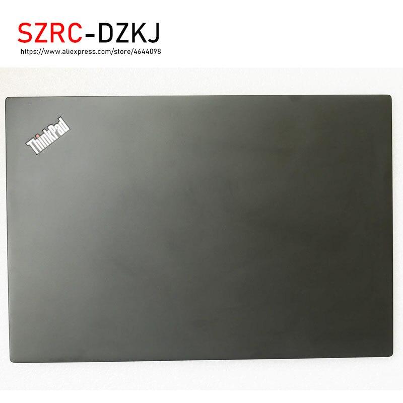 Novo original para lenovo thinkpad t490s t495s fhd padrão câmera tela do portátil escudo tampa superior lcd capa traseira caso 02hm492