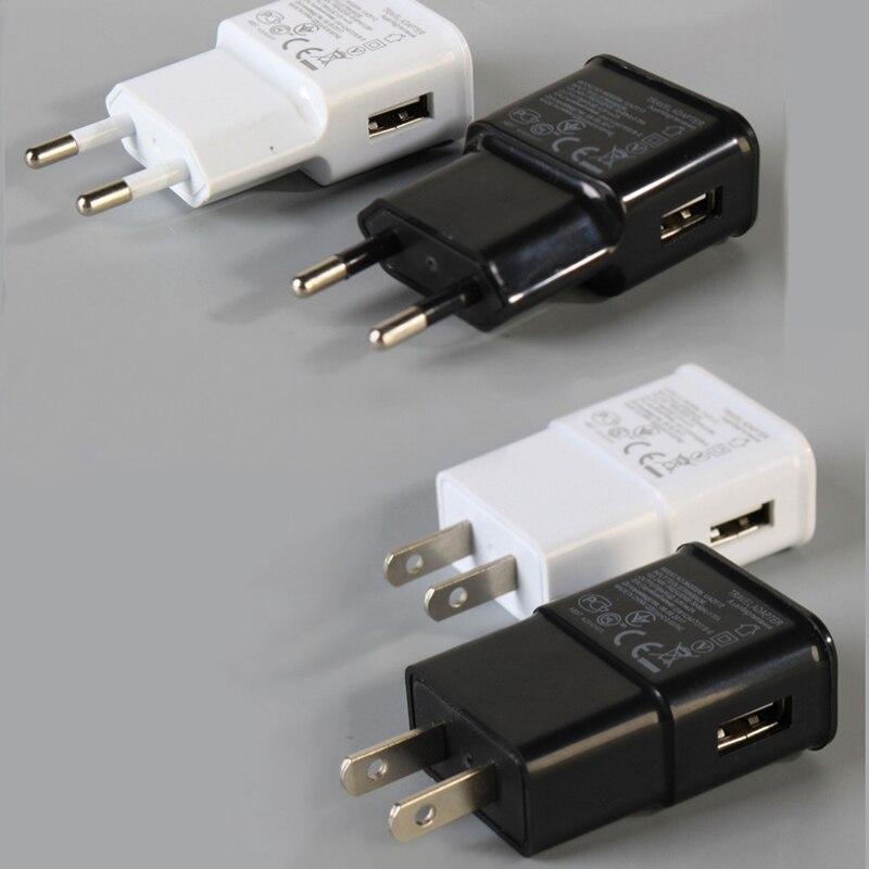5 unids/lote 5V 2A 10W para Samsungs note4 s6 s8 cargador de teléfono móvil Puerto usb cable transformador rápido electrodomésticos